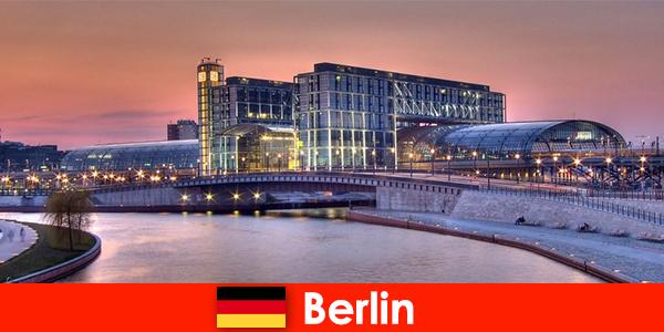 Deutschland Berlin Reiseziel mit der Familie