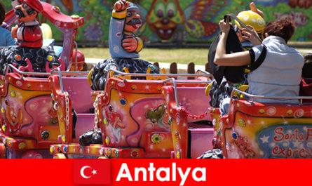 Ein schöner Familienurlaub in Antalya in der Türkei
