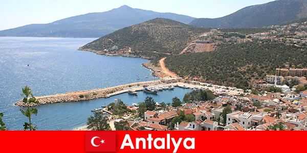 Strände in der Türkei Antalya