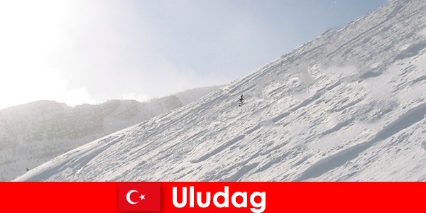 Winterurlaub in der Türkei Uludag