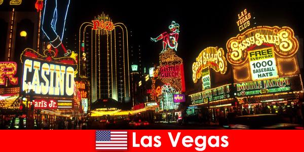 Las Vegas Unterhaltung und insider Tipps für Reisende
