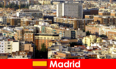Reisetipps und Infos über die Hauptstadt Madrid in Spanien