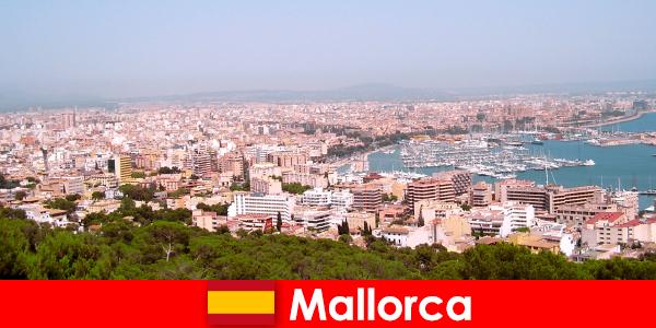 Ein Leben der Rentner auf Mallorca