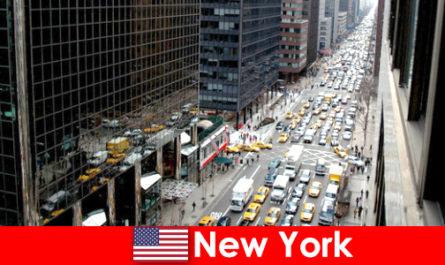 Günstig Urlaub in Großstadt New York City erleben