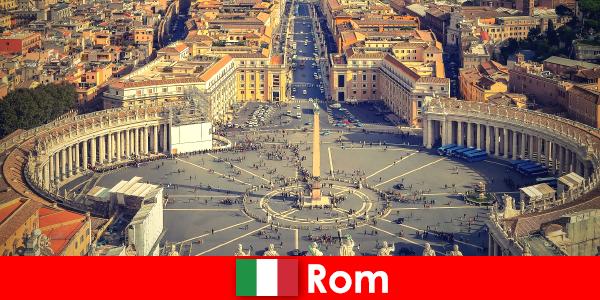 Beste Reisezeit in Rom – Wetter, Klima und Empfehlungen