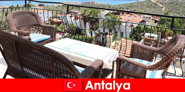 Gastfreundlichkeit in der Türkei wird in Antalya von Touristen nochmals bestätigt