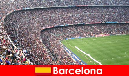 Barcelona für Touristen eine Traumreise mit Sport & Abenteuer