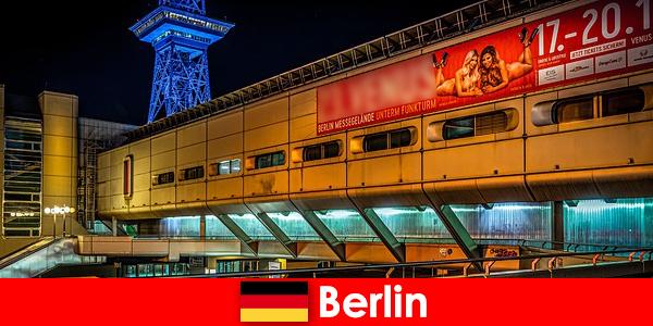 Berlin Nachtleben mit Puffs Bordellen und Edlen Escort Modellen erleben