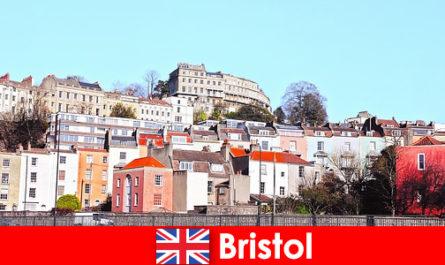 Bristol die Stadt mit Jugendkultur und freundlicher Atmosphäre für Unbekannte