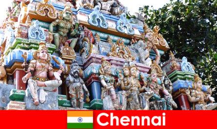 Sehenswürdigkeiten, Touren und Aktivitäten in Chennai für Fremde gibt es keine Langeweile