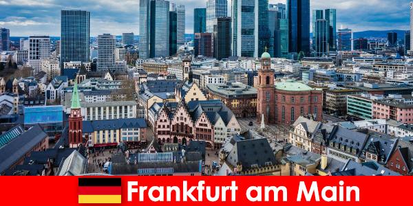 Luxus-Trip in der Stadt Frankfurt am Main für Genießer