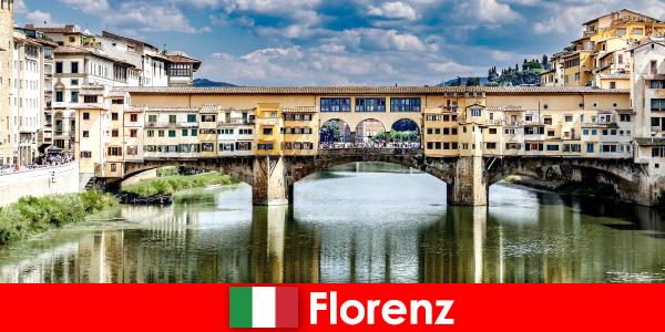 Als Rentner mit Familie und Kinder Auswandern nach Florenz