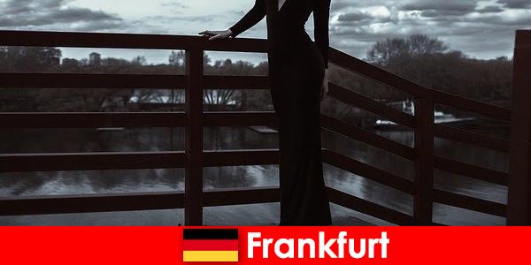 Sinnliche Manager Begleitungen in Frankfurt am Main verwöhnen ihre Klienten von Kopf bis Fuss