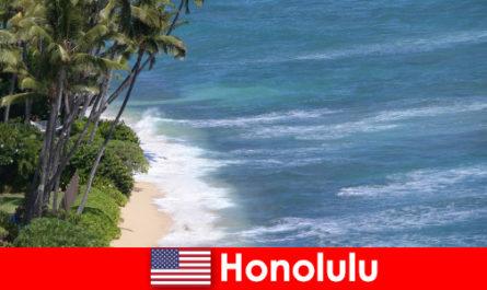 Honolulu top Sehenswürdigkeiten mit der Familien erleben