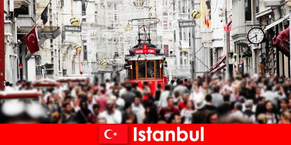 Istanbul Sehenswürdigkeiten Informationen und Reisetipps