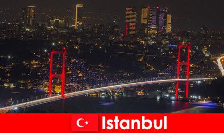 Nachtleben in Istanbuls Lokalen, Bars und Clubs für junge Leute