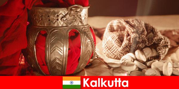 Denkmäler und Tempel überzeugen mit Ihren Schönheiten Kalkuttas neue Besucher
