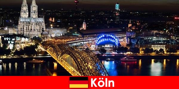 Musik, Kultur, Sport, Party Stadt Köln in Deutschland für alle Altersgruppen
