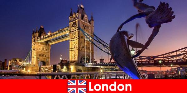 London eine Moderne teure Hauptstadt die für Ihre Traditionen bekannt ist
