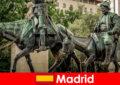 Madrid ist ein Publikumsmagnet für jeden Liebhaber der Kunstmuseen
