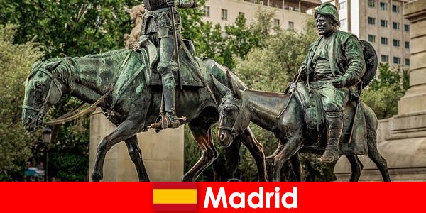 Мадрид-натовп знімач для кожного любителя художніх музеїв