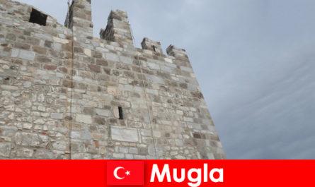 Abenteuerreise in die Ruinenstädte Mugla in der Türkei