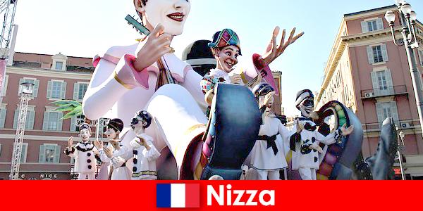 Tourismusattraktion in Nizza mit Kindern und tollen Highlights