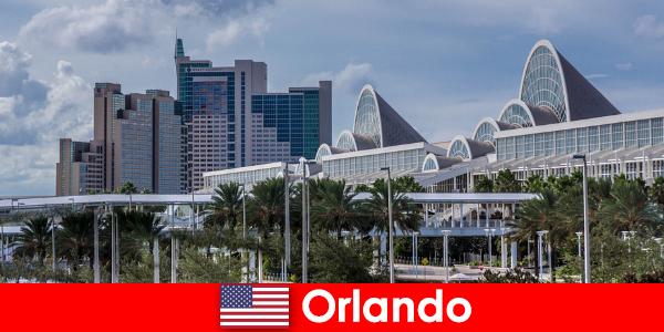 Orlando Sehenswürdigkeiten und Aktivitäten Erleben mit Freunden
