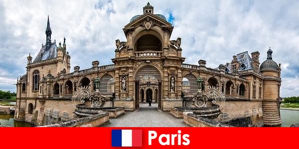 Sehenswürdigkeiten und interessante Orte in Paris für Kunst und Geschichten Liebhaber