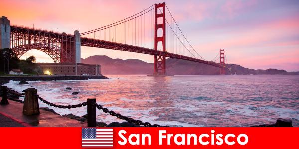 Luxus-Urlaub erleben in den Vereinigte Staaten San Francisco