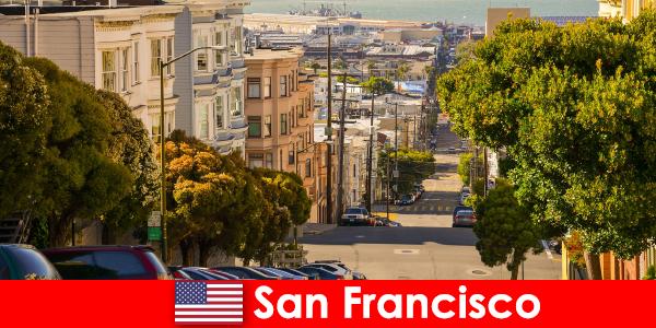 Das Klima in San Francisco und wann ist die beste Reisezeit