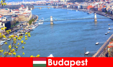 Budapest in Ungarn ein beliebtes Reisetipp für Bade- und Wellness-Urlaub