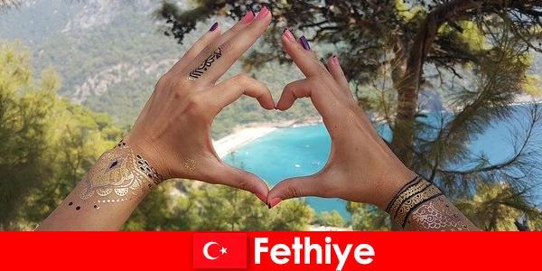 Strandurlaub in der Türkei Fethiye für Jung und Alt immer ein Traum