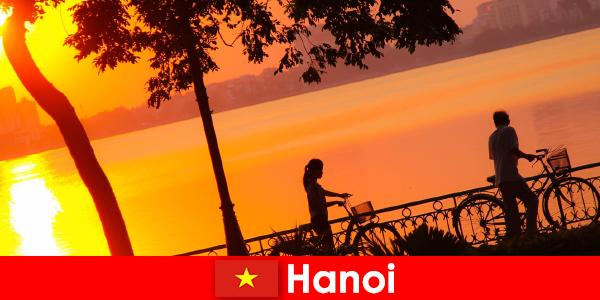 Hanoi für Reisende, die heiße Temperaturen lieben, ein Spaß ohne Ende