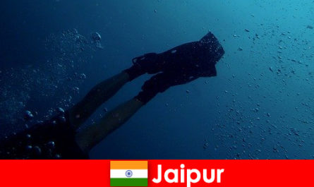 Wassersport in Jaipur ist der beste Tipp für Taucher