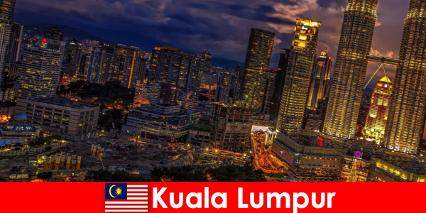 Kuala Lumpur immer eine Reise Wert für Südostasienreisende