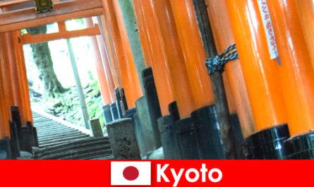 Kyoto das Fischerdorf in Japan bietet verschiedene UNESCO-Attraktionen