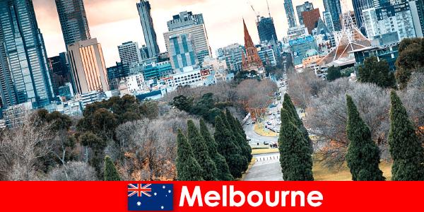 Kulturelle Vielfalt in Melbourne erfreut auch Kurzurlauber