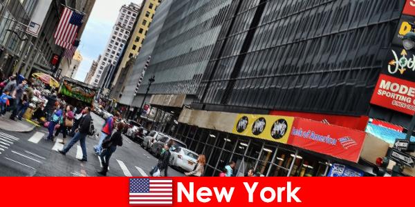 Begehbare Skulpturen gehören zu den Neuen Sehenswürdigkeiten in New York