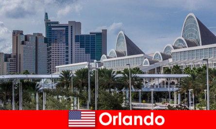 Orlando ist das meistbesuchte Touristenziel der Vereinigten Staaten