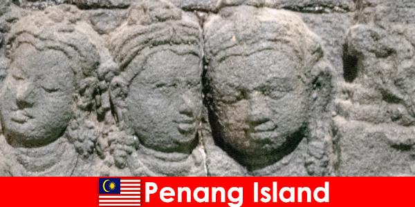 Penang Island hat viele Sehenswürdigkeiten und tolle Höhepunkte in einem