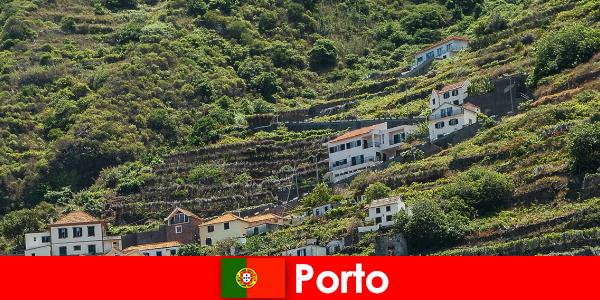 Porto Urlaubsziel für Weinliebhaber aus der ganzen Welt