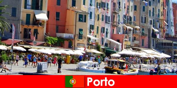 Porto ist immer ein beliebtes Reiseziel für Rucksackreisende und Urlauber mit kleinem Geldbeutel