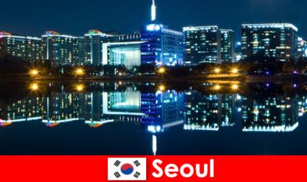 Seoul in Südkorea ist eine faszinierende Stadt, die Tradition mit Moderne zeigt