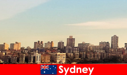 Sydney ist als einer der multikulturellsten Städte weltweit unter den Ausländern bekannt