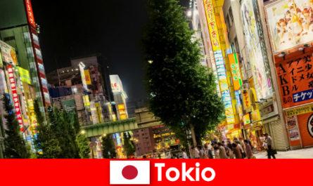 Moderne Bauten und alte Tempel machen Tokio für Ausländer die Reise unvergesslich