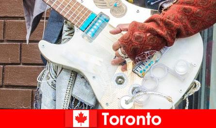 Fremde lieben Toronto wegen seiner Weltoffenheit für die Musikszene aller Kulturen