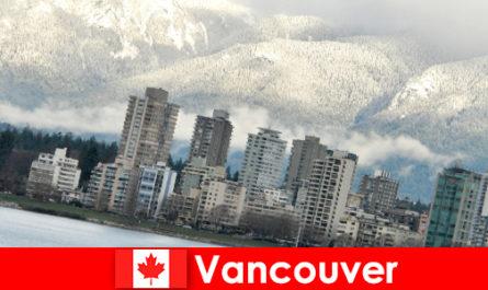Vancouver die wundervolle Stadt zwischen Ozean und Bergen öffnet viele Möglichkeiten für Sporttouristen