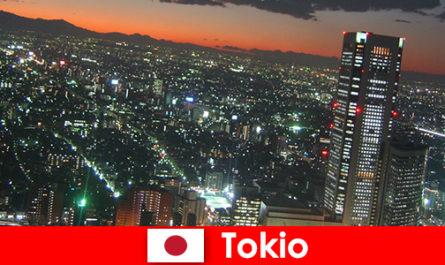 Fremde lieben Tokio - die größte und modernste Stadt der Welt