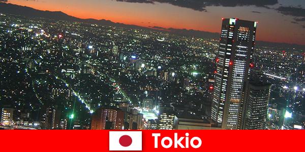 Fremde lieben Tokio – die größte und modernste Stadt der Welt
